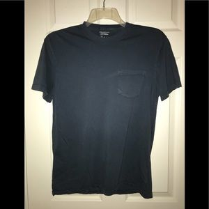 Urban Outfitters Dark Teal Pocket Tee Size Small